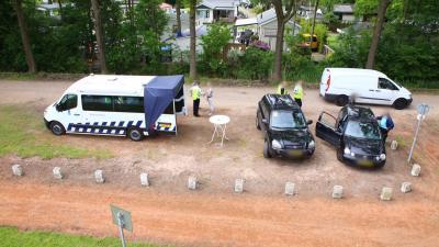 Grote controle op vakantiepark in Schijndel