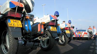 Drie doden bij zwaar ongeval knooppunt Zonzeel
