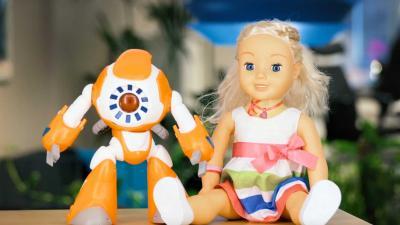 Pop Cayla die kan praten slecht beveiligd via bluetooth
