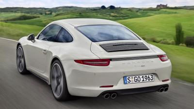 foto van Porsche