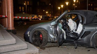 Porsche-schade