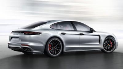 Porsche toont haar nieuwe Panamera