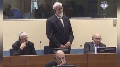 OM Den Haag: onderzoek gestart naar overlijden Praljak Joegoslavië Tribunaal