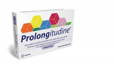 Belgisch 'medicijn' Prolongitudine verlaagt kans op kanker met 30%