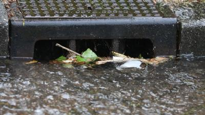 Foto van put regenwater riool | Archief EHF