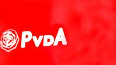 Foto van PvdA logo | Archief EHF