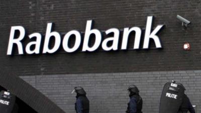 Rabobank-arrestatieteam-politie