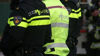 Pui drogisterij aan puin na ramkraak Maastricht