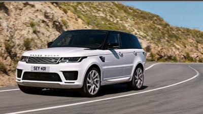 Range Rover Sport Plug-in Hybride
