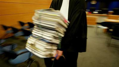 foto van OM rechtbank | fbf