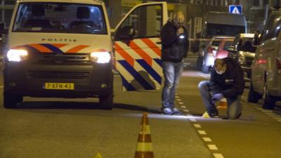 Politie lost schoten bij aanhouding man met vuurwapen
