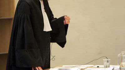 Foto  van rechtbank | Archief FBF.nl