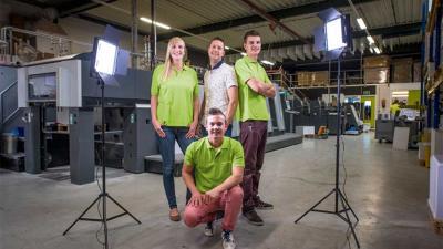 Drukkerij Reclameland neemt online drukkerijen Drukland en Flyerzone over