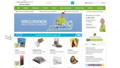 Mijlpaal in de grafische industrie, drukwerk standaard binnen 4 werkdagen in huis