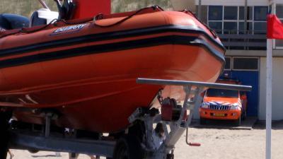 Man omgekomen bij redden kind uit zee Texel