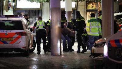 rellen-aanhouding-politie