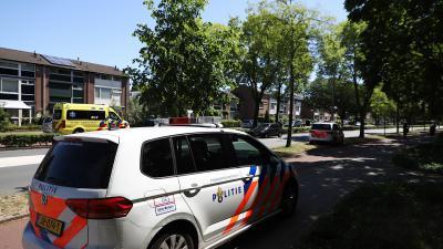 Aanrijding in Den Bosch