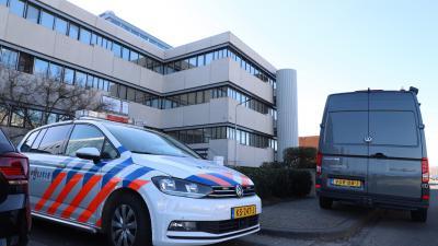 Politie doet onderzoek in hotel