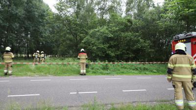 Brandweer doet onderzoek