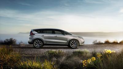 Renault presenteert nieuwe Espace