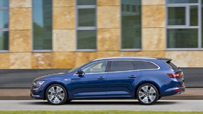 Renault Talisman Sedan is nu ook de Estate-versie leverbaar