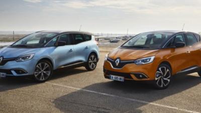 Renault introduceert nieuwe SCENIC