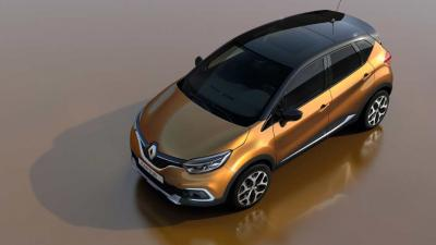 Renault presenteert de nieuwe Captur