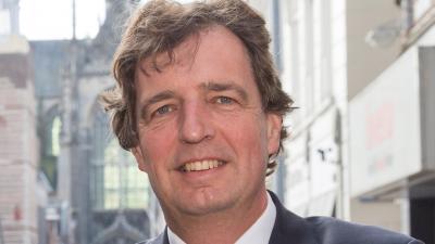 René Verhulst nieuwe burgemeester Ede