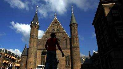Ridderzaal-Binnenhof-kind