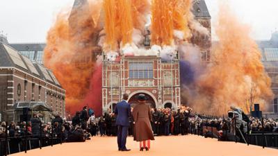 koningin opent rijksmuseum   Erik Smits Rijksmuseum