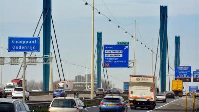 Zeer ernstige verkeershinder A12 bij Utrecht tot eind 2014