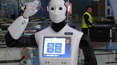 Foto van robot   Pal Robotics