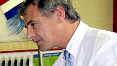 Roger van Boxtel voor één jaar president-directeur NS