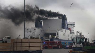 rook-schoorsteen-schip