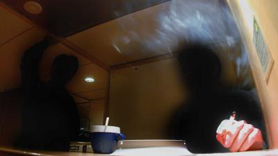 rookruimte-kantoor