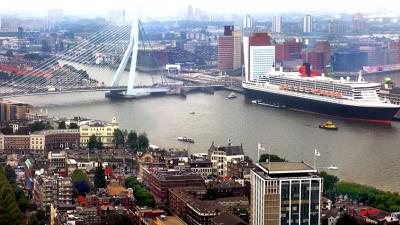 Rotterdam en Gouda beste steden van Nederland