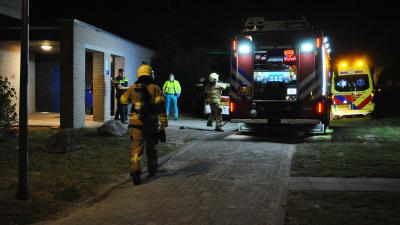 Brand in Boxtel