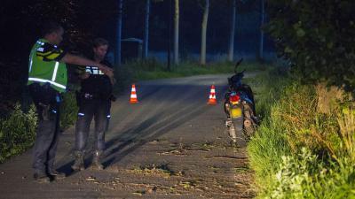 Politie handelt verkeersongeval af