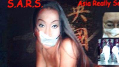 foto van SARS-virus | fbf