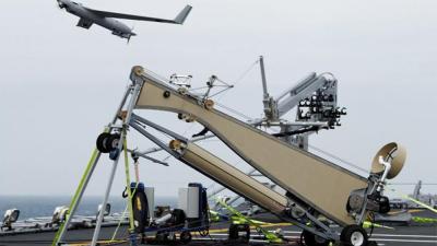 Foto van Scan Eagle van Defensie | Min. Defensie
