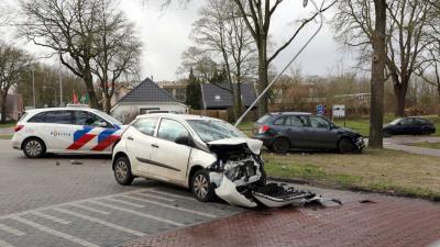 schade-auto-aanrijding