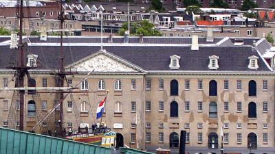 Foto van Scheepvaartmuseum A'dam | Archief EHF