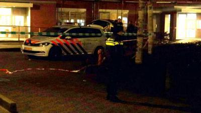 Gewonde bij schietpartij Amsterdam