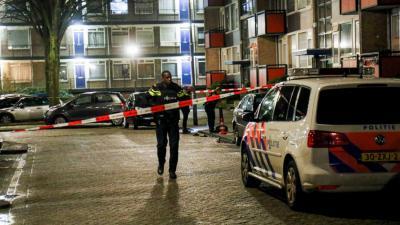 Slachtoffer schietpartij Rotterdam ernstig gewond