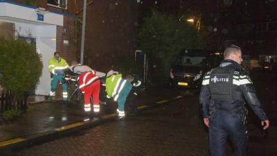 Zwaargewonde bij schietpartij in Schiedam
