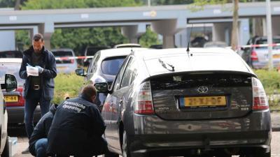 Vrouw gewond na schietpartij in Amsterdam