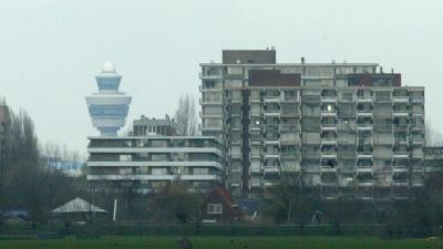 'Bewoners rond Schiphol tot een jaar eerder dood'