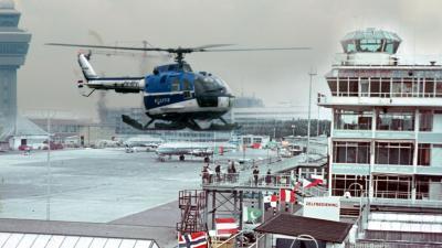Schiphol viert 100-jarig bestaan. Koning bezoekt luchthaven