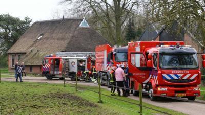 Tweede 'containerbranden' in korte tijd vlak bij elkaar in Drenthe