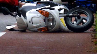 Ongelukken met huurscooter steeds zwaarder.